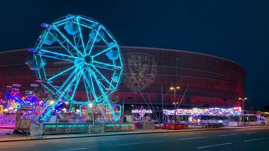 Lunapark przy Stadionie Wrocław