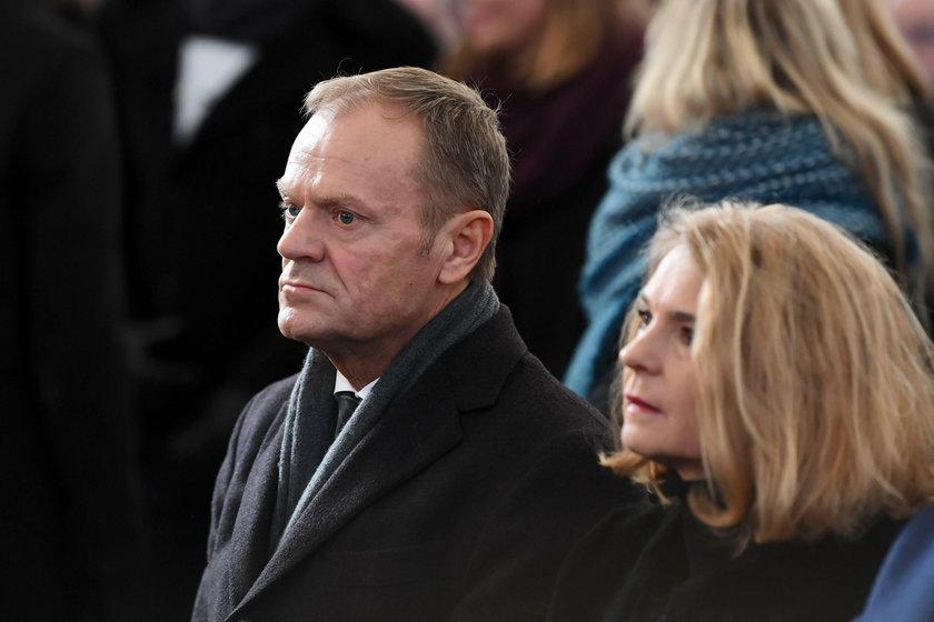 Donald Tusk, Ma3gorzata Tusk