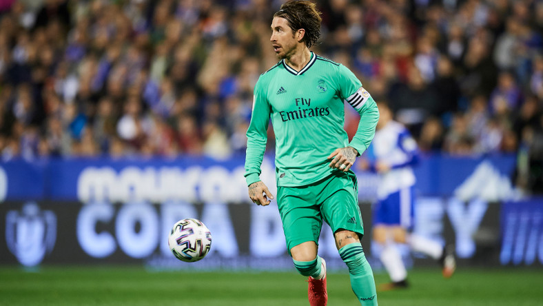 Sergio Ramos wraca po kontuzji
