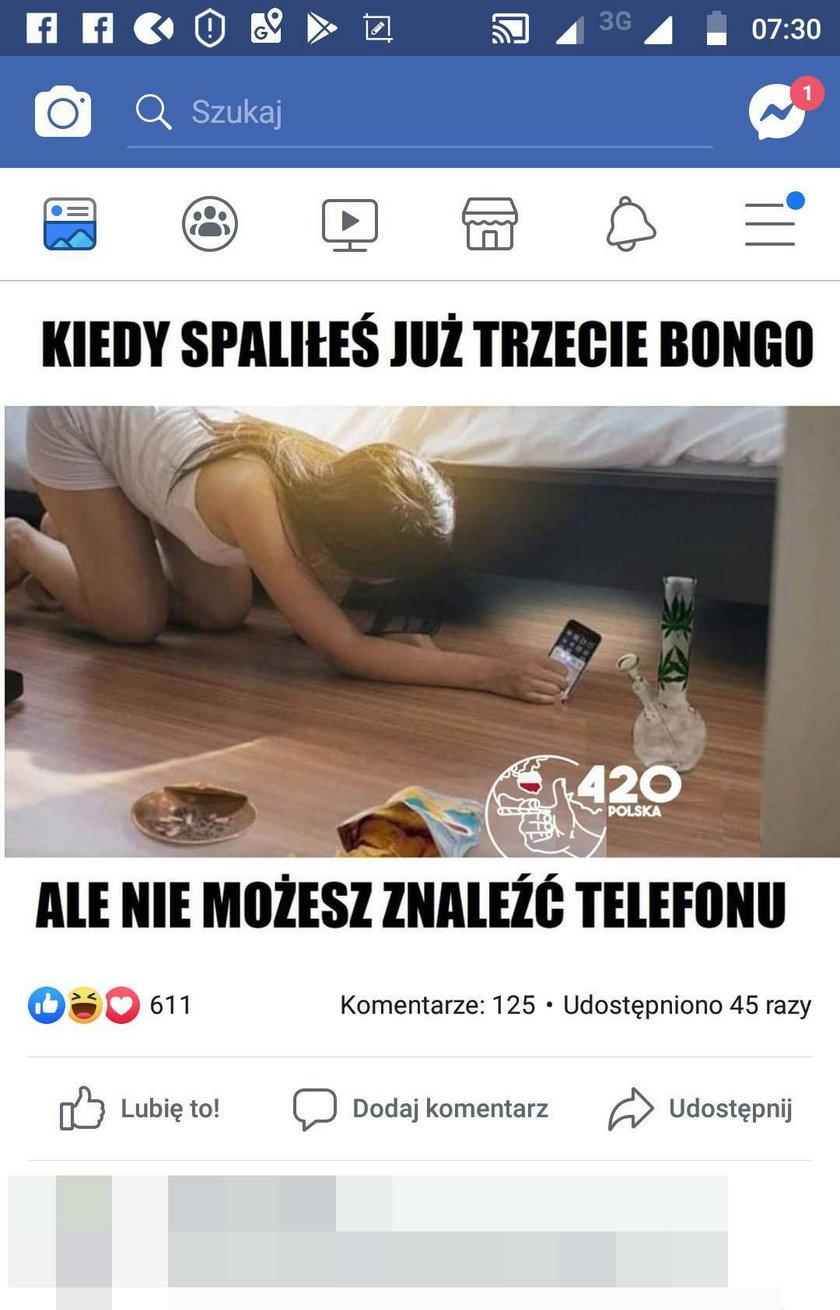 Pracownik Urzędu Wojewódzkiego hajlował i chwalił się tym w sieci