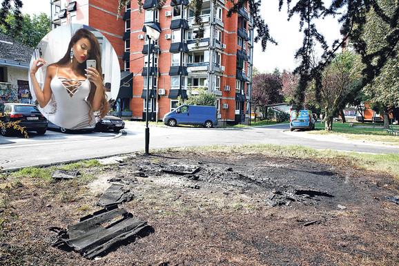 11. avgust 2018., naselje Galenika: U eksploziji povređena Olac Bilbao Gonzales