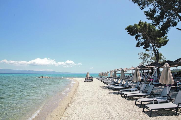 Grčka, putovanje na more