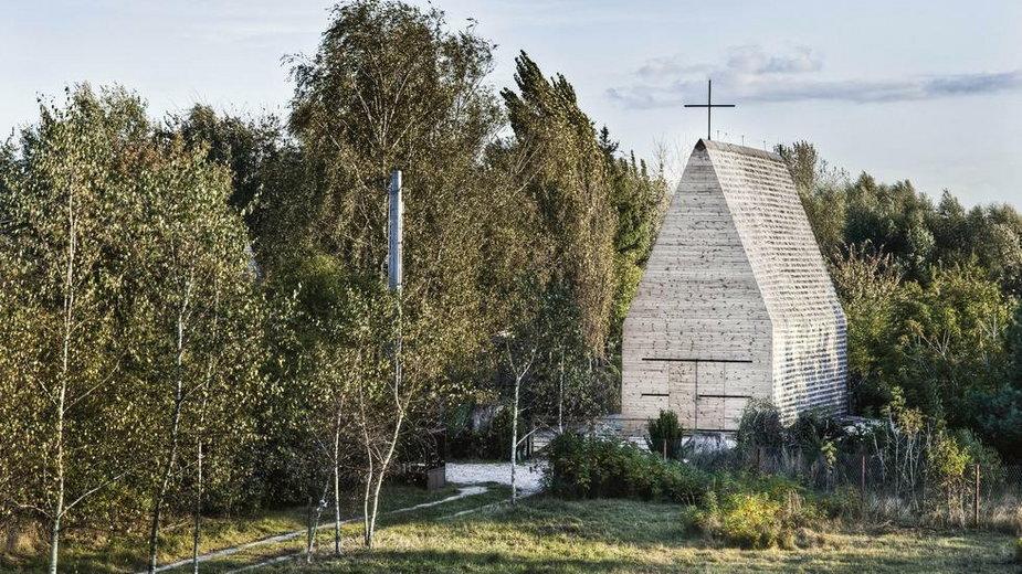 Kaplica Wotum Aleksa w Tarnowie nad Wisłą
