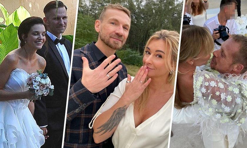 Gwiazdy, które wzięły ślub w 2020 roku