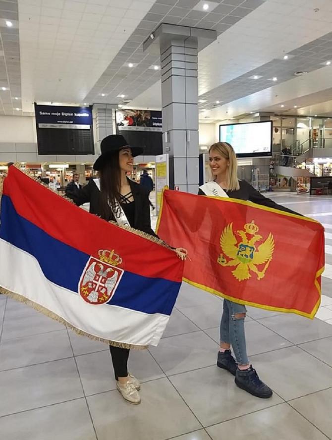 Mis Eko Srbije i Mis Eko Crne Gore