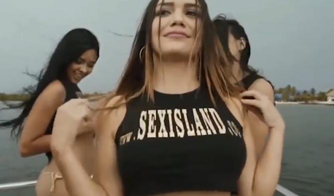 Bahanalije i lude seks avanture - sve je moguće na ovom ostrvu