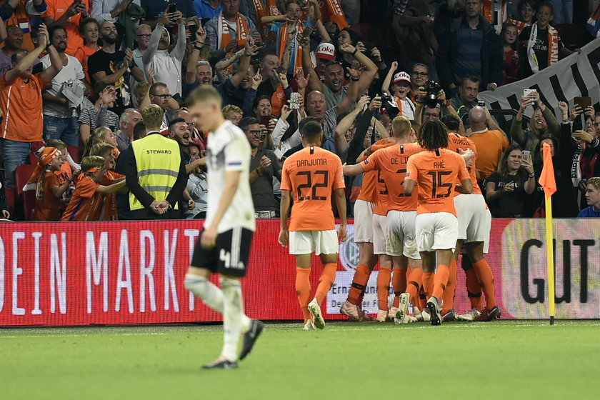 Holandia vs Niemcy