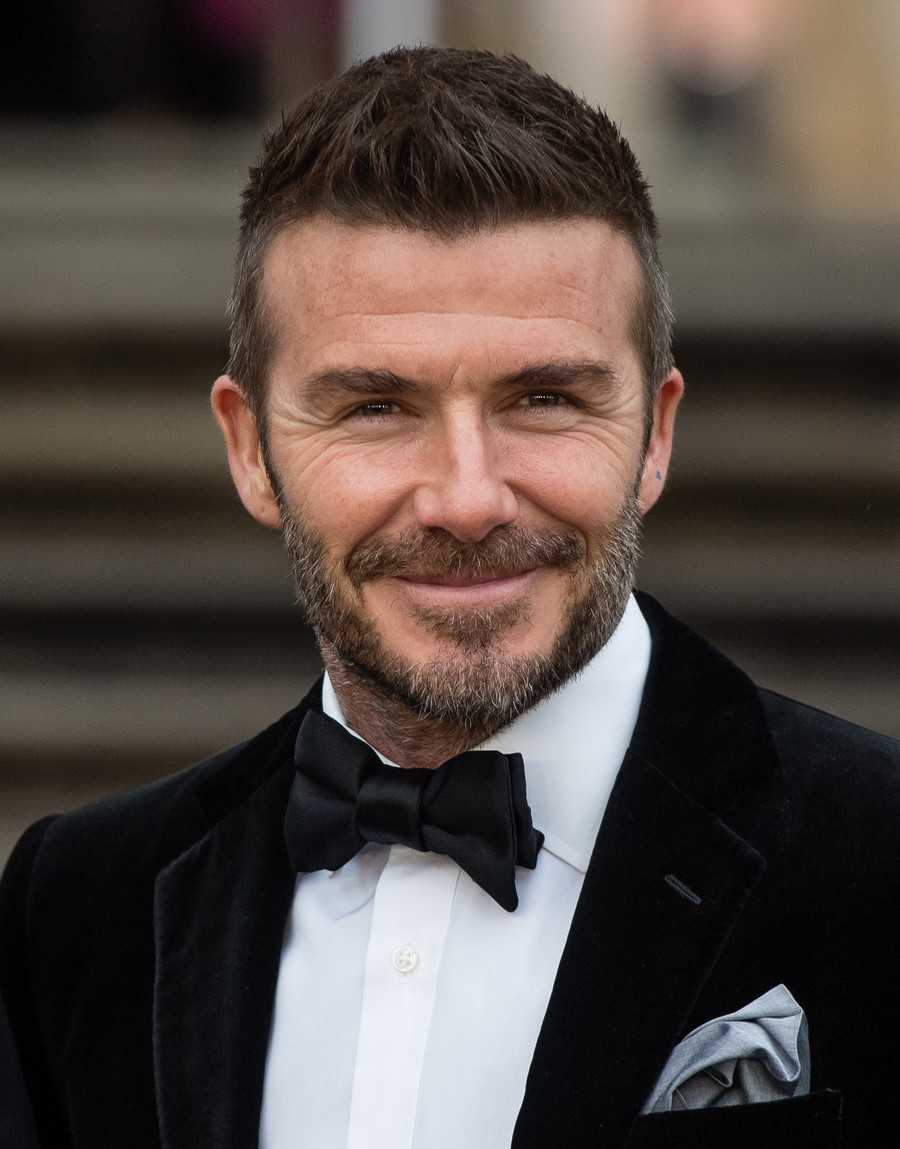 David Beckham / GettyImages