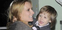 O matko! Markowska pokazała synka. Podobny?