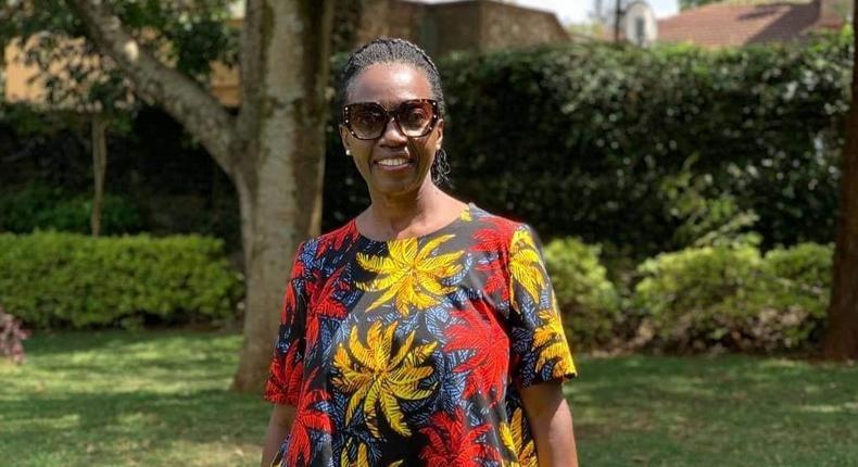 Narc-Kenya party leader, Senior Council Martha Karua