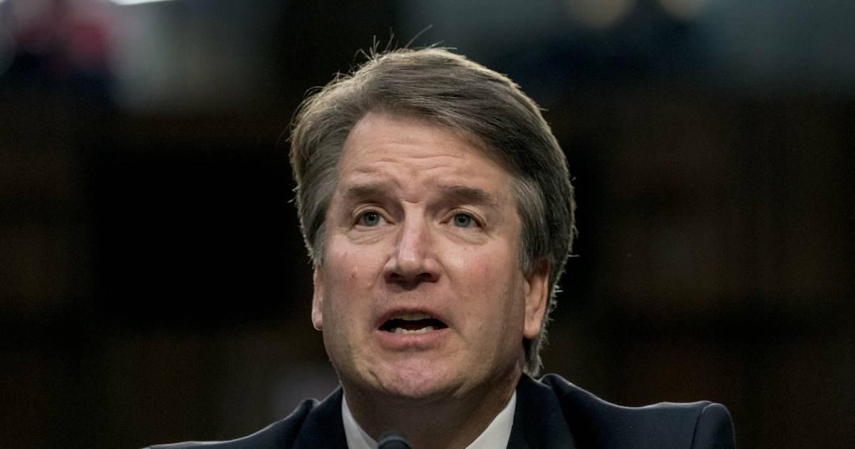 Sexuelle Belästigung: Weiterer Vorwurf gegen Supreme-Court-Richter Brett Kavanaugh