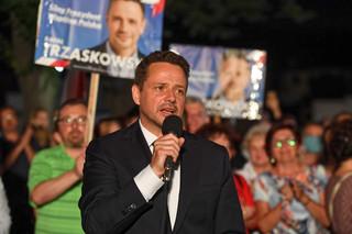 Trzaskowski: prezydent musi się unieść ponad swoje środowisko polityczne