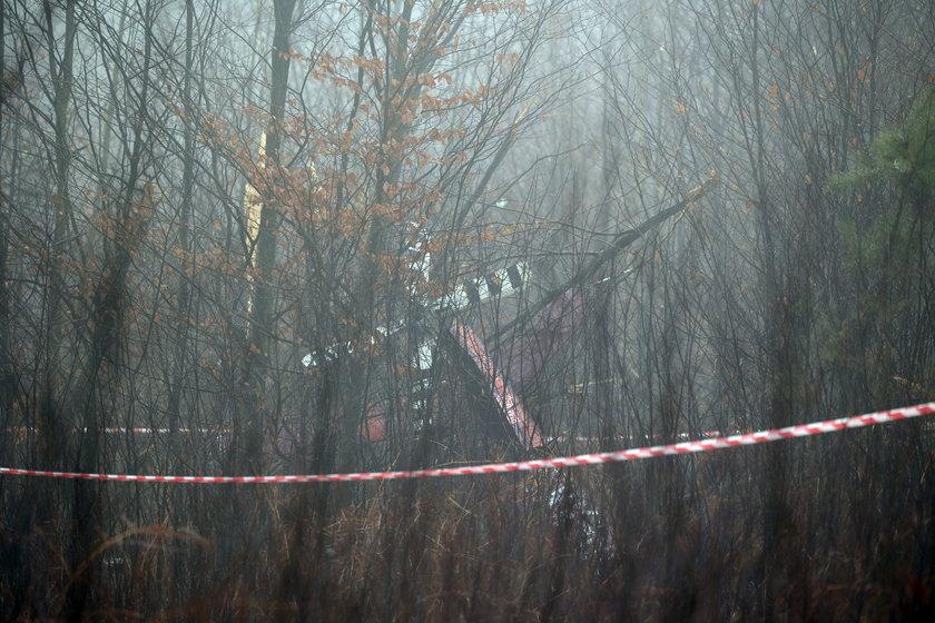 Katastrofa helikoptera w Studzienicach k/Pszczyny