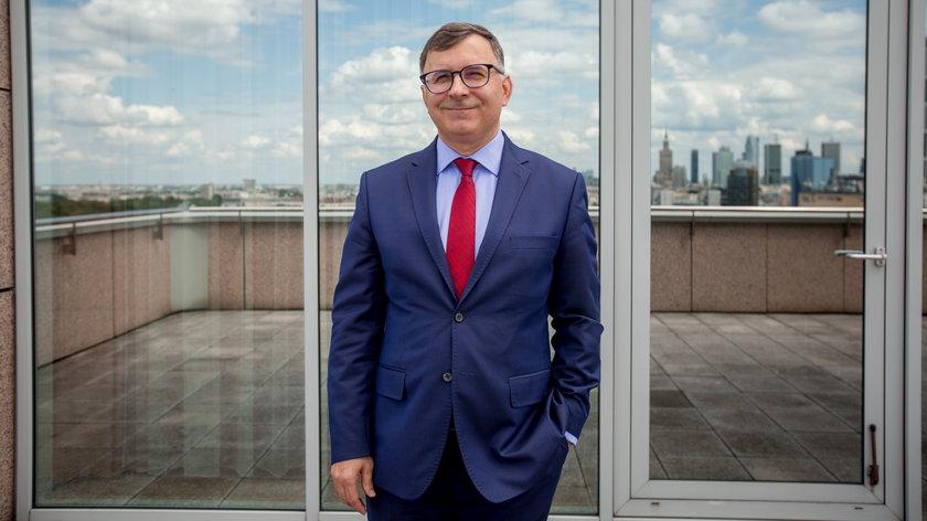 Zbigniew Jagiełło zrezygnował z funkcji prezesa PKO BP