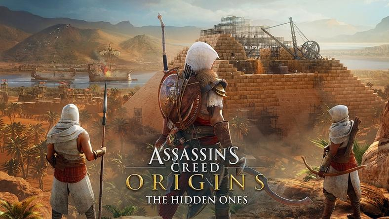 Assassin's Creed Origins DLC