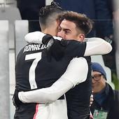 """""""STARA DAMA"""" ISKORISTILA KIKS INTERA Juventus se preko Ronalda odlepio od """"neroazura"""""""