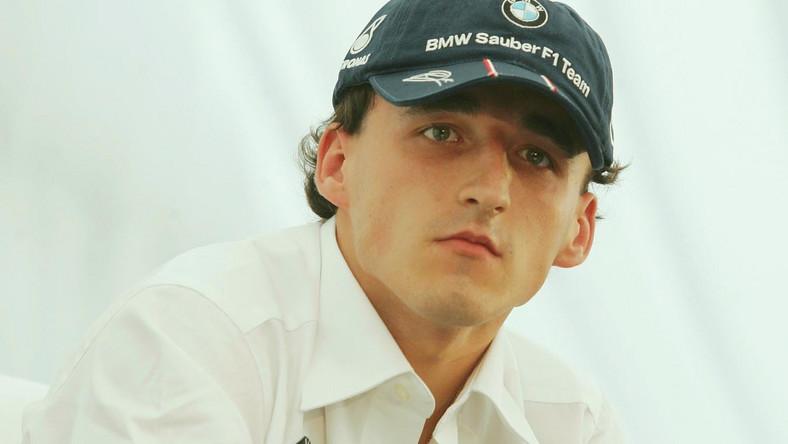 Robert Kubica myśli o kolejnym podium