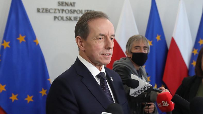 Marszałek Tomasz Grodzki