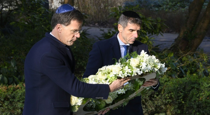 Dutch govt offers first apology for WWII persecution of Jews
