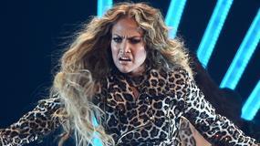 Jennifer Lopez nie wypadła najlepiej na tym koncercie