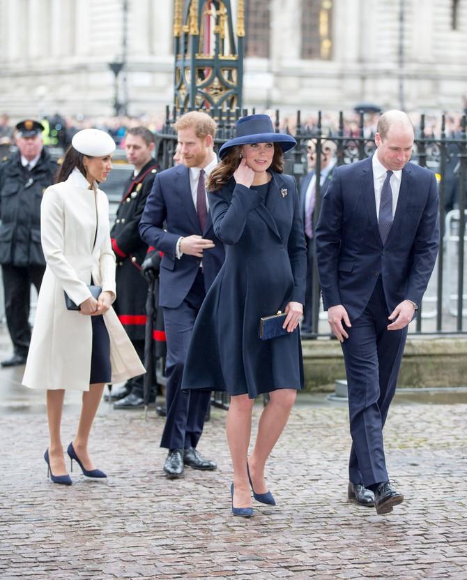 Na proslavi Dana Komonvelta 2018. u Londonu kada je Megzit bio daleko istorija