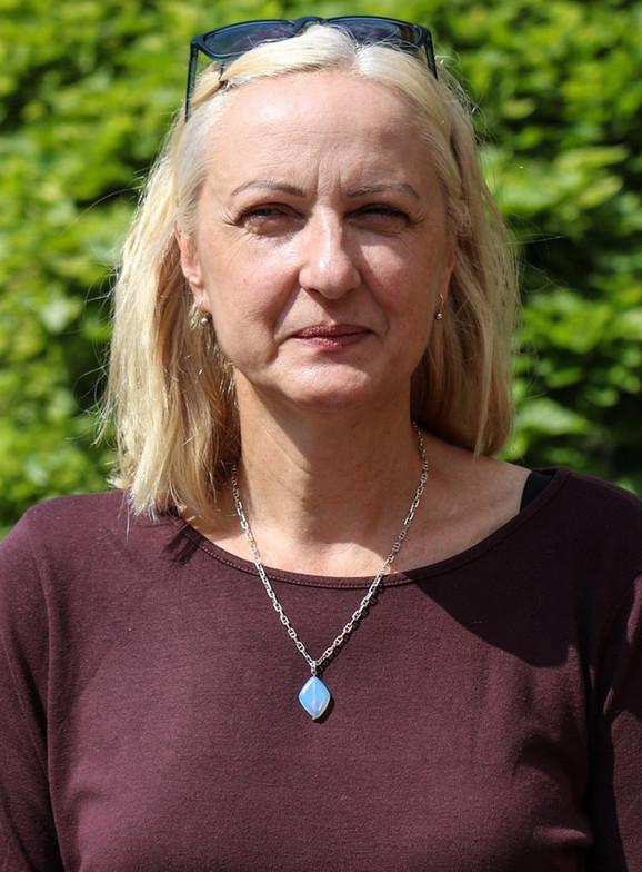 Hajnalka Bognar Pastor, stručna saradnica za bilje u Poljoprivrednoj stručnoj službi Subotice