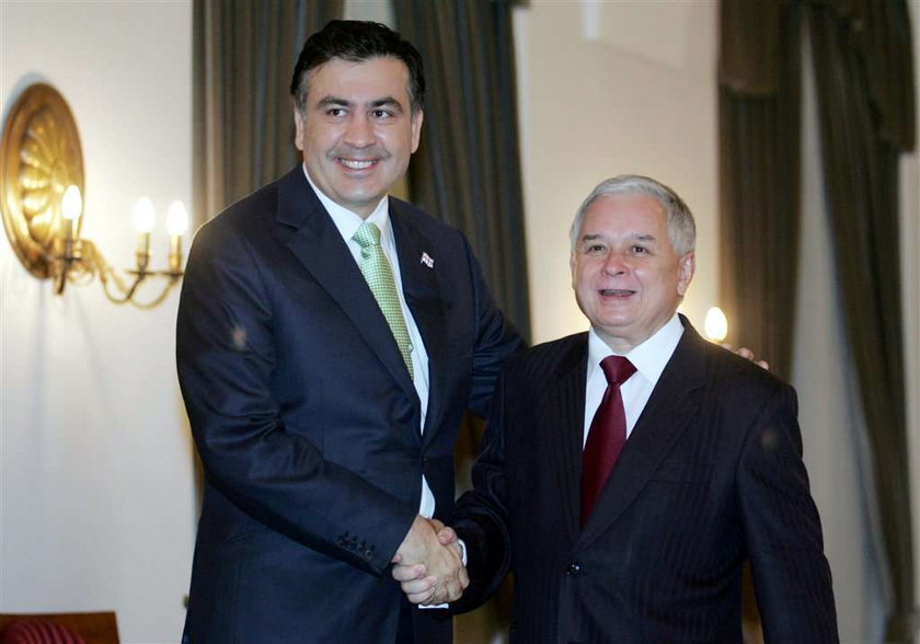 Prezydent Gruzji: Był wielkim wojownikiem
