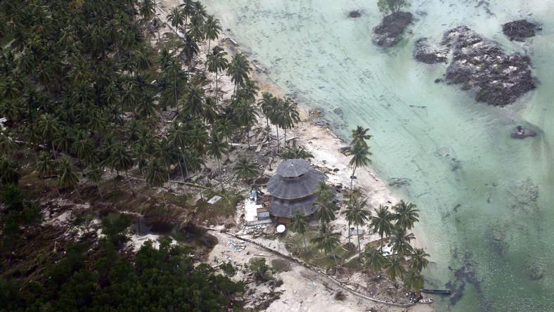 272 ofiary śmiertelne tsunami w Indonezji