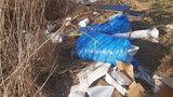 Nielegalnie pozbyli się śmieci. Teraz zapłacą za to karę