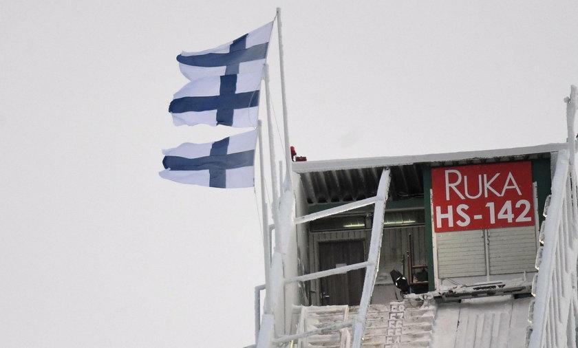 Konkurs w Kuusamo odwołany