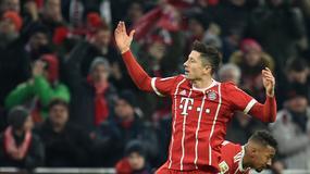 Bramka Roberta Lewandowskiego, Bayern Monachium lepszy w hicie