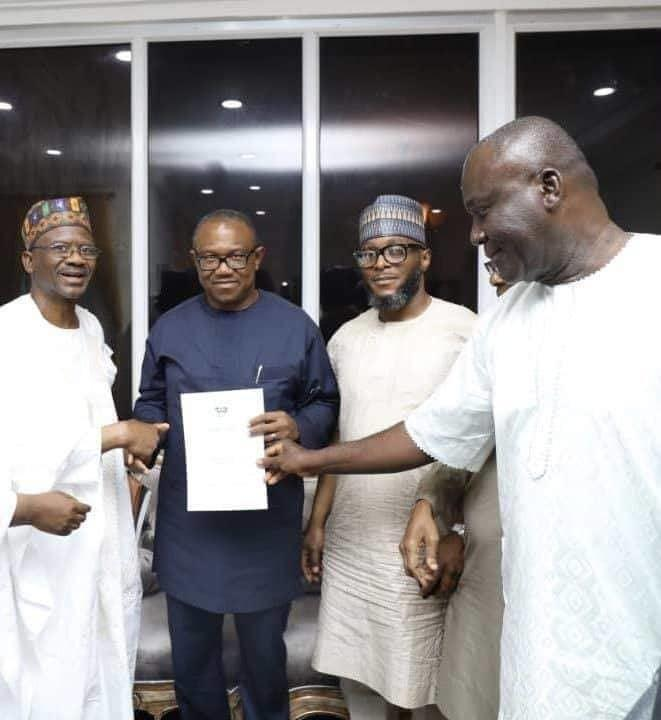 Peter Obi gets the Atiku running mate honours