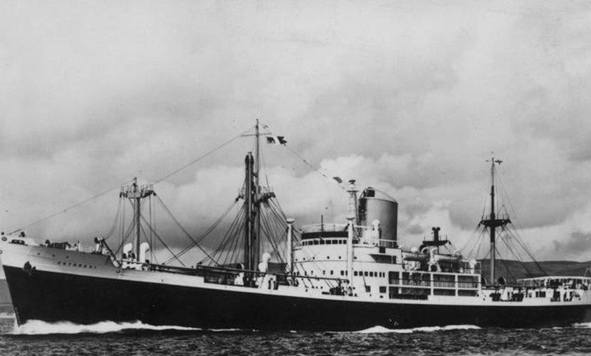 Statek Cotopaxi