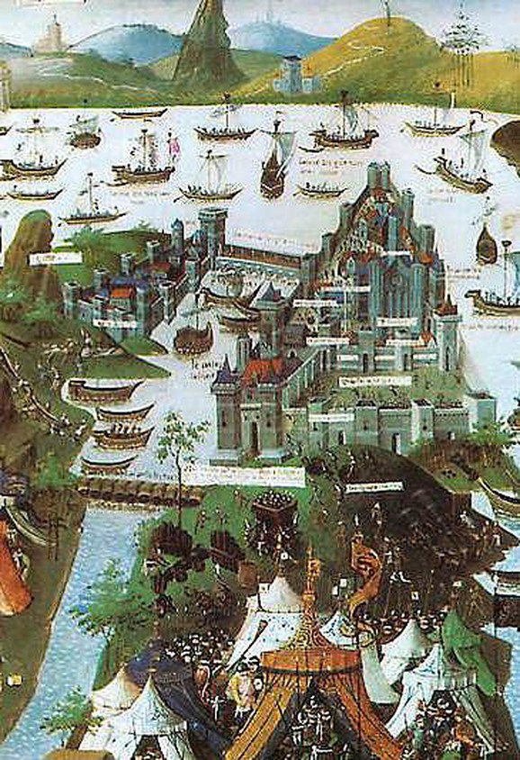 Konačna opsada Konstantinopolja