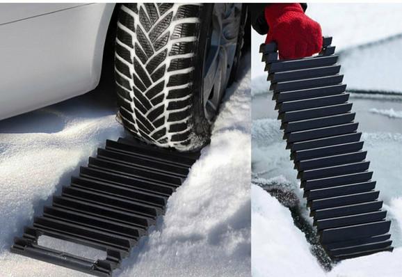 Podloga za izvlačenje iz snega i blata