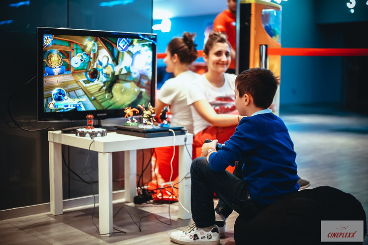 Igrice za najmlađe povodom Porodičnih dana