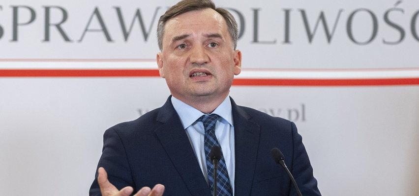 """Ziobro skomentował wyrok TSUE. """"Polska nie powinna zapłacić ani złotówki"""""""