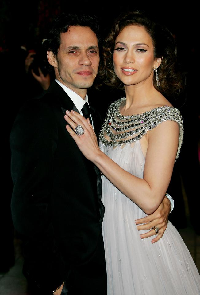 Marc Anthony i Jennifer Lopez