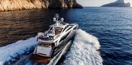 Giełdowa spółka tłumaczy sięz luksusowego jachtu za 37 mln zł