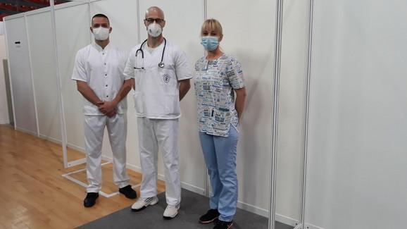 Lekari i sestre u Nišu prošli obuku za rad u