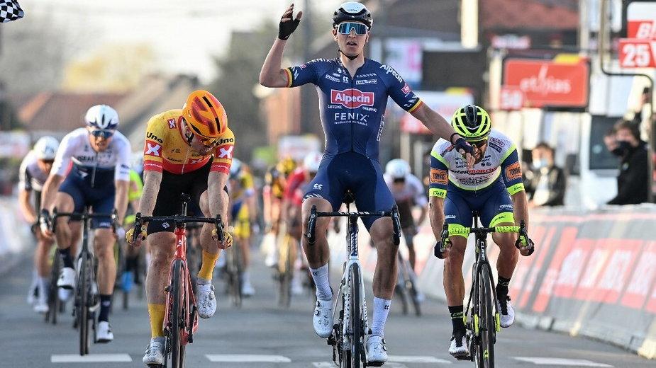 Tim Merlier wygrał wyścig  Grand Prix du Samyn