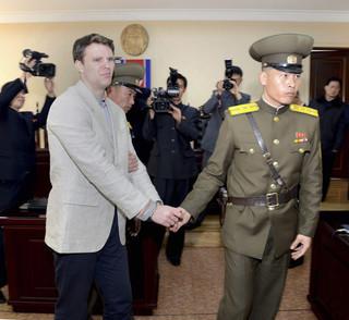 Biały Dom wzywa Koreę Północną do ułaskawienia skazanego studenta z USA