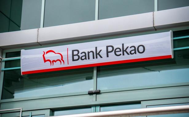 Logo banku Pekao SA