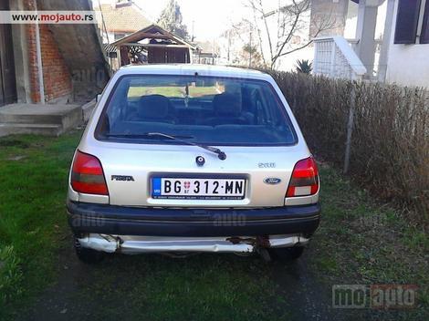 Ford fijesta za 400 evra