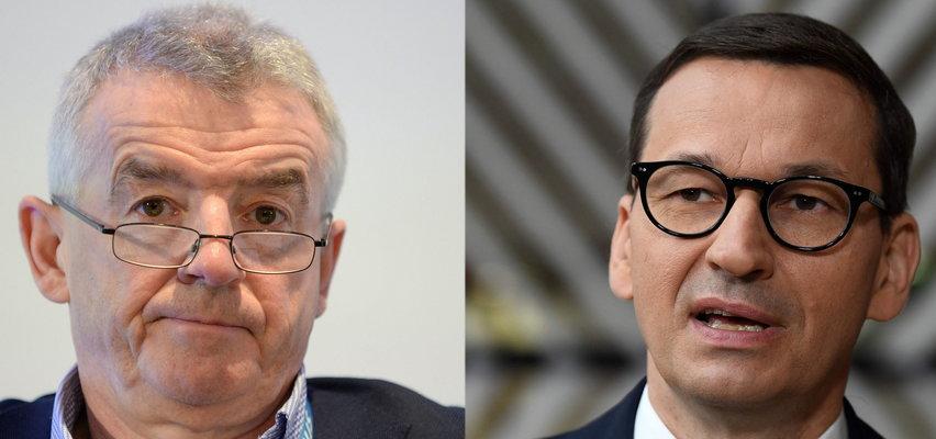 Ryanair może skasować połączenia z Polski! Prezes pisze do premiera