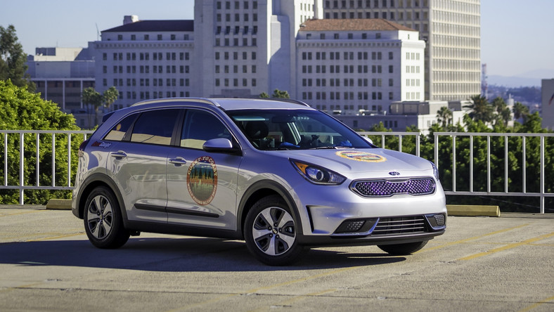 Kia Niro - Guinness World Record
