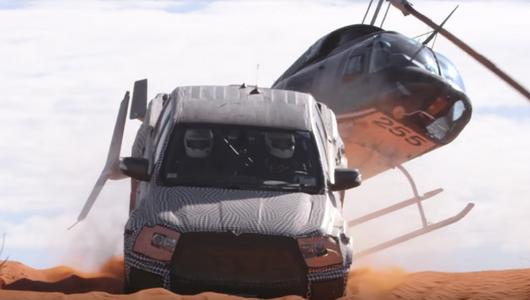 Nowy Ford Range Raptor to zabawka nie dla mięczaków