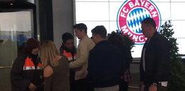 Lewandowski przeszukany przed meczem. Czego chcieli?