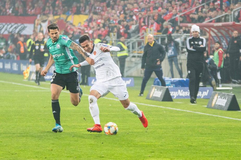 Mecz Widzew - Legia odwołany