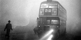 Kwas siarkowy we mgle 5 grudnia. Tragedia w wielkim, europejskim mieście